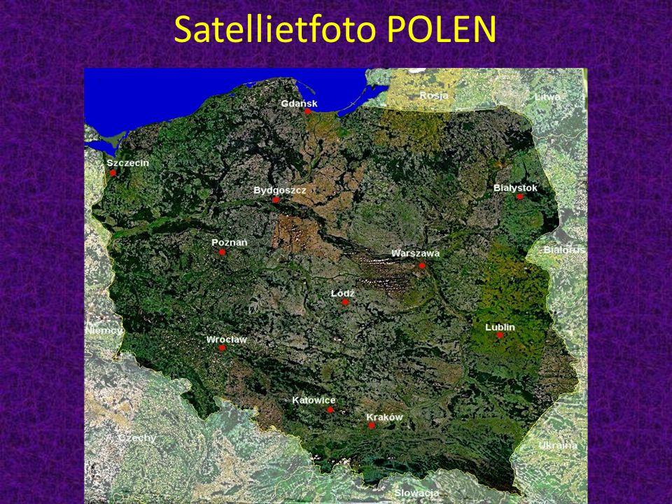 Satellietfoto POLEN