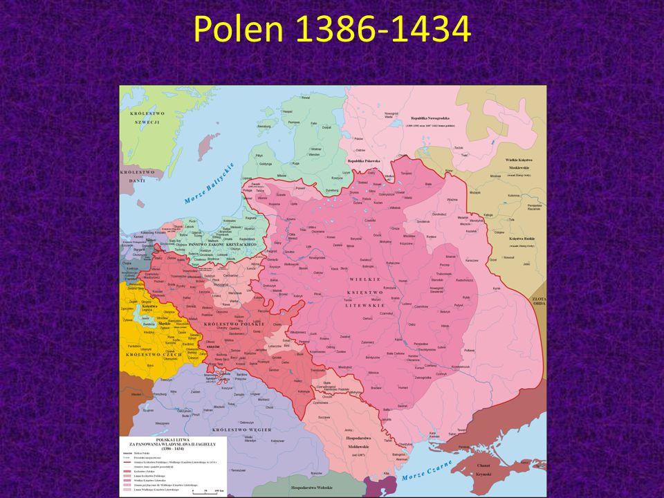Polen 1386-1434