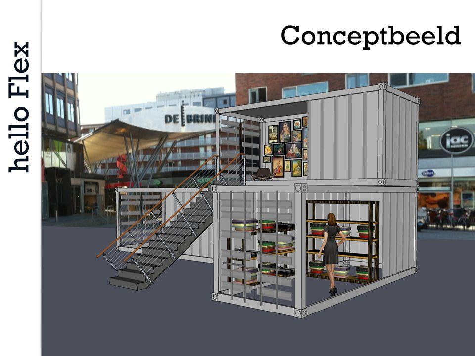 hello Flex Conceptbeeld