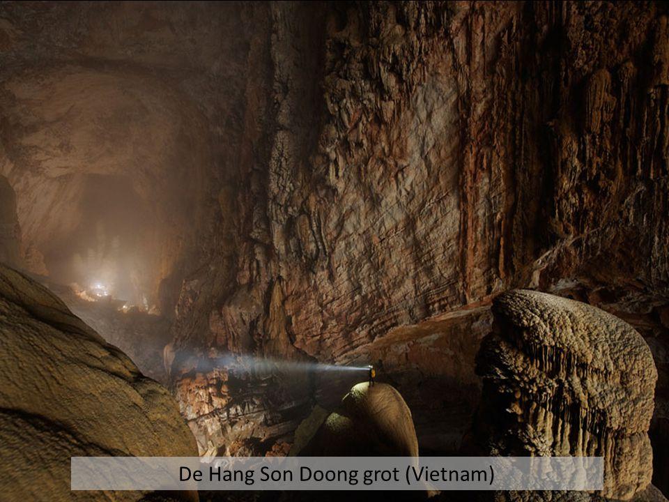 De Hang Son Doong grot (Vietnam)
