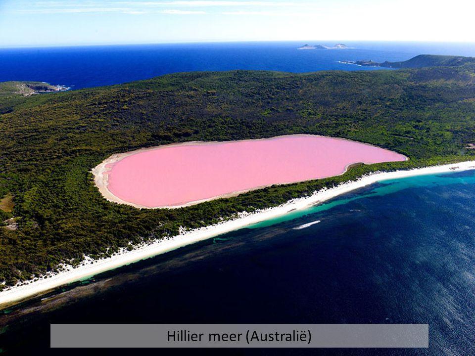 Hillier meer (Australië)