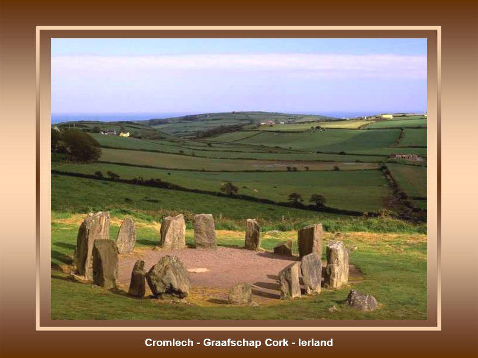 Cromlech - Graafschap Cork - Ierland