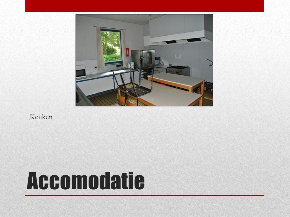 Accomodatie Keuken