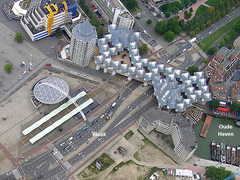 Weena Den Doelen Kruiskade Westersingel Millenniumtoren Groothandelsgebouw