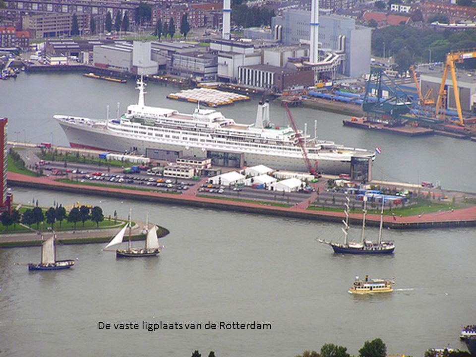 Mullerpier LLyodkwartier Parkhaven Nieuwe Maas Park Westzeedijk