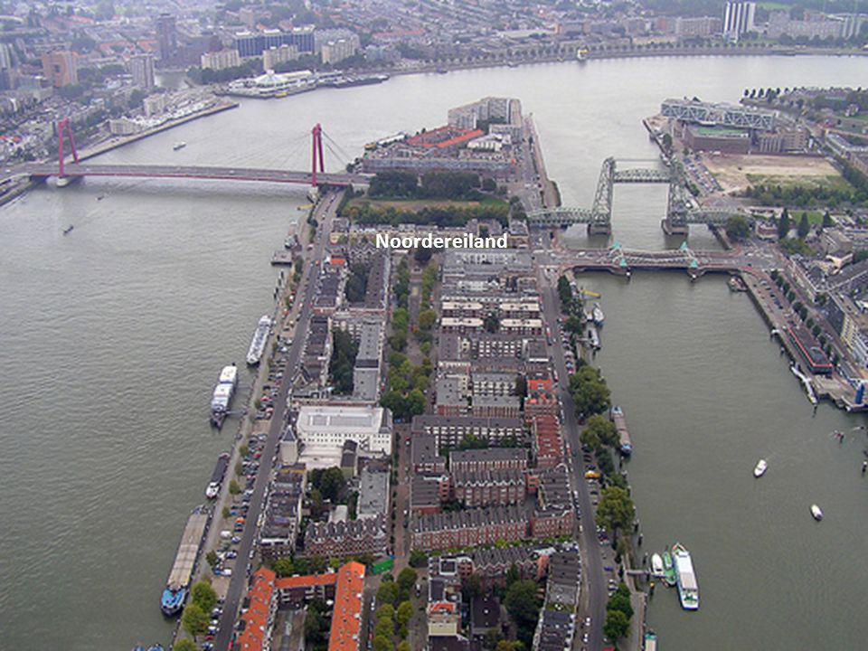 Nieuwe Binnenweg Oude RTV Rijnmond gebouw