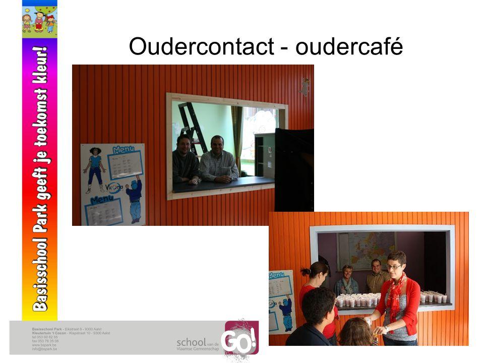 Oudercontact - oudercafé