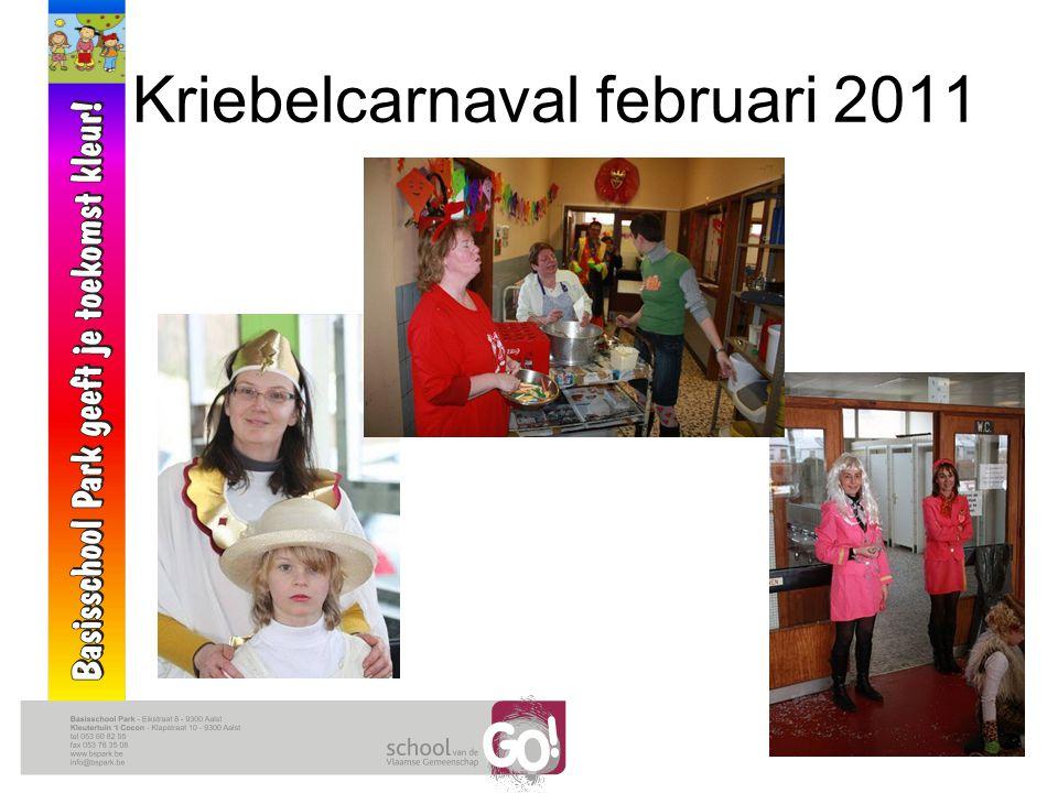 Kriebelcarnaval februari 2011