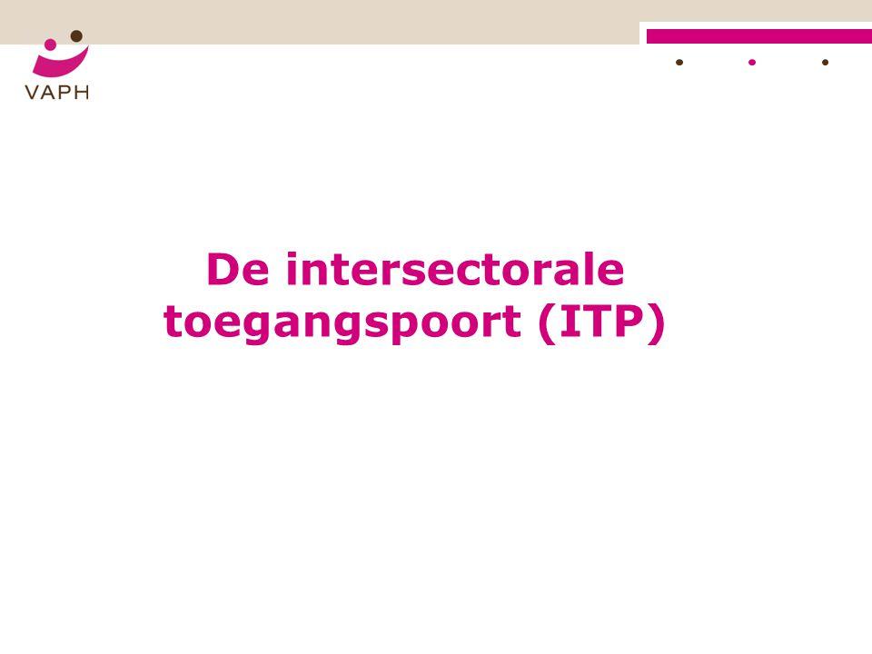 De intersectorale toegangspoort (ITP)