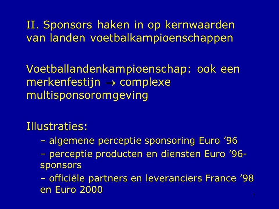 8 Merkencase: – Coca-Cola – Adidas – Opel – Mc.