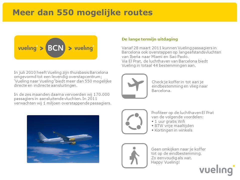 Wij bieden onze passagiers regelmatig unieke in-flight ervaringen.