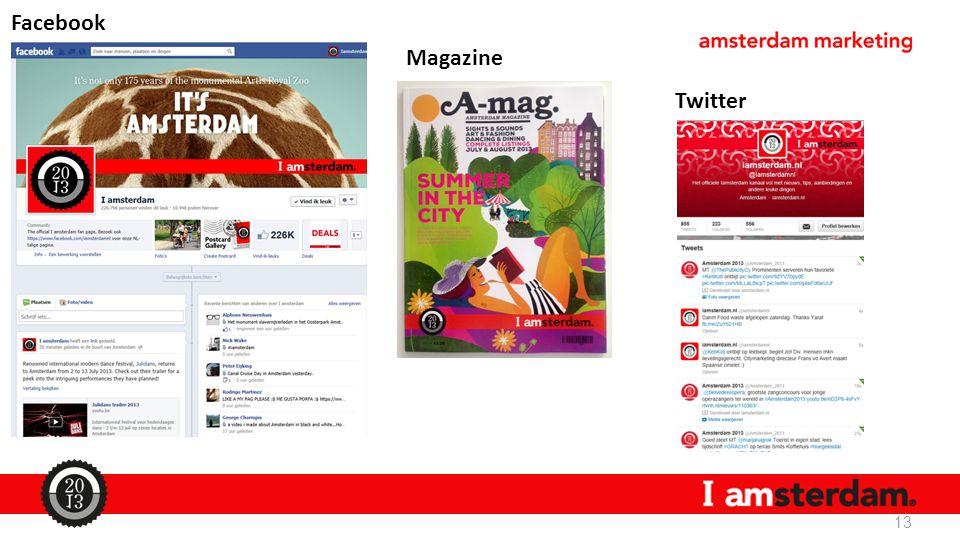 13 Facebook Magazine Twitter