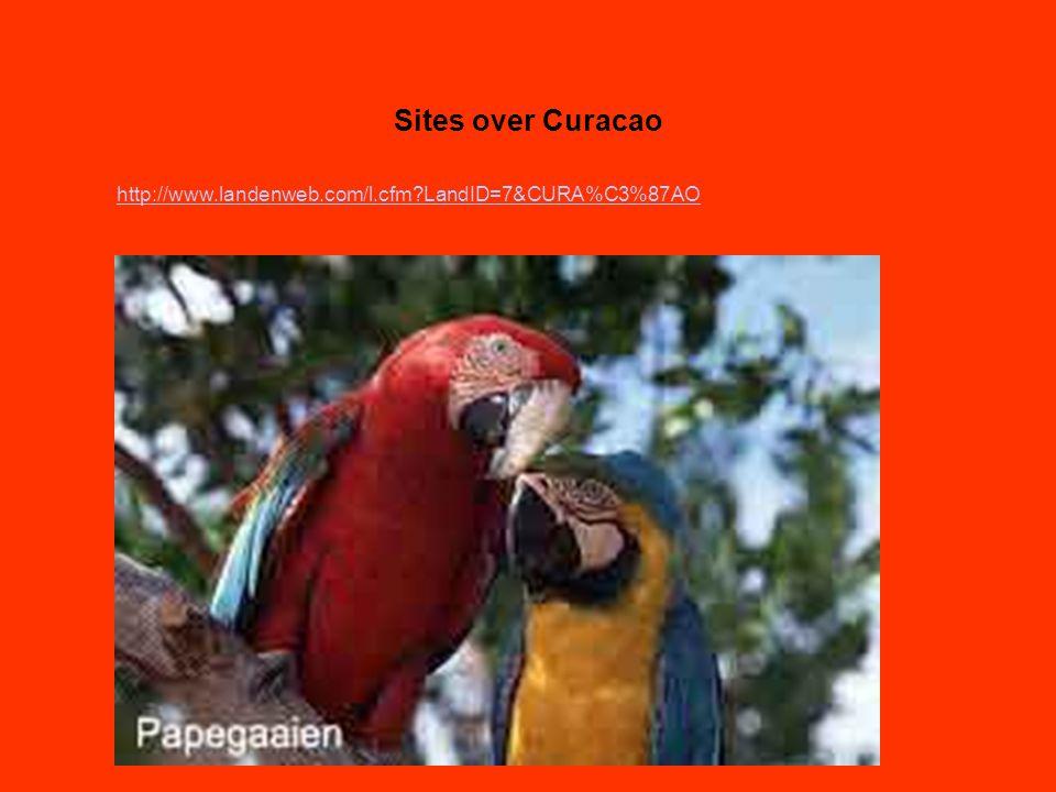 """Sites over Curacao Als er geen verenigingen zijn, klik dan met de rechter muisknop op de 5e dia; klik op """"knippen"""" http://www.landenweb.com/l.cfm?Land"""