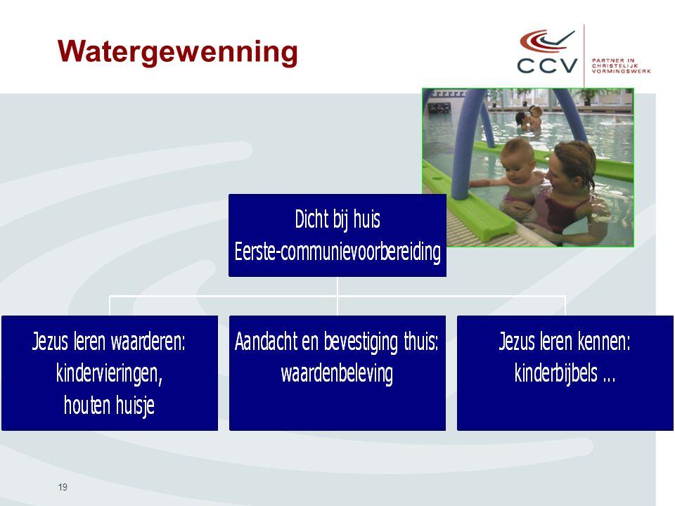 19 Watergewenning