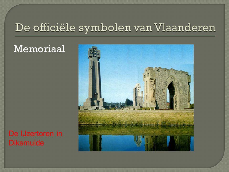 Memoriaal De IJzertoren in Diksmuide