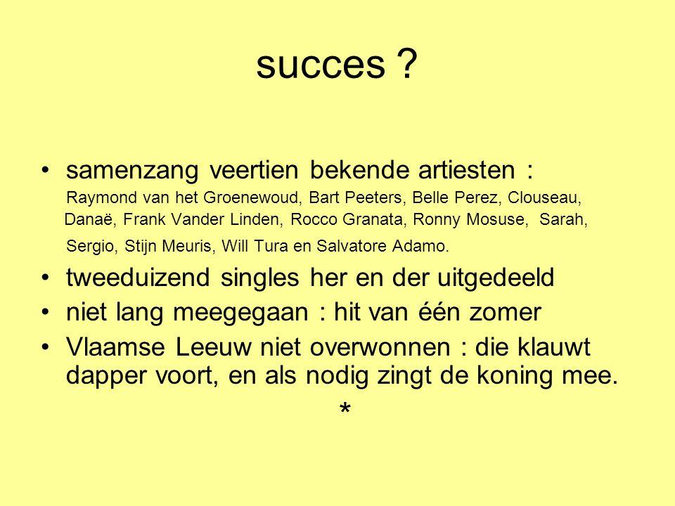succes .