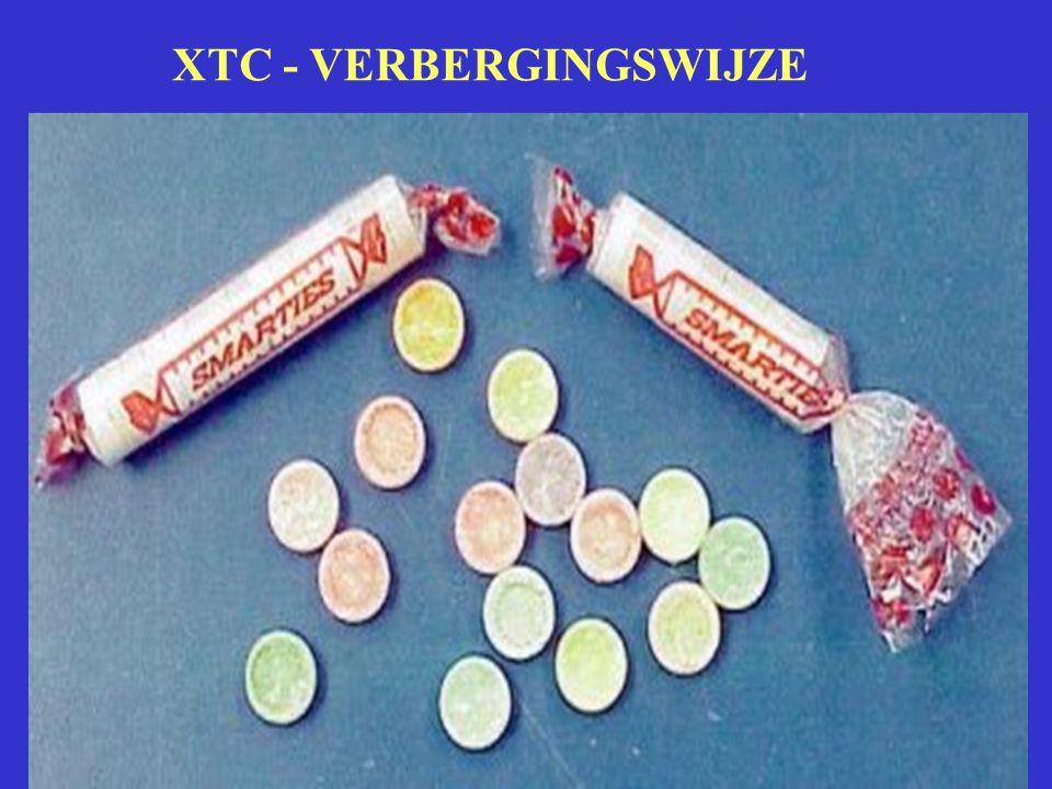 XTC - VERBERGINGSWIJZE