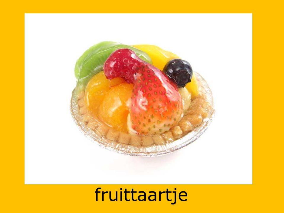 fruittaartje
