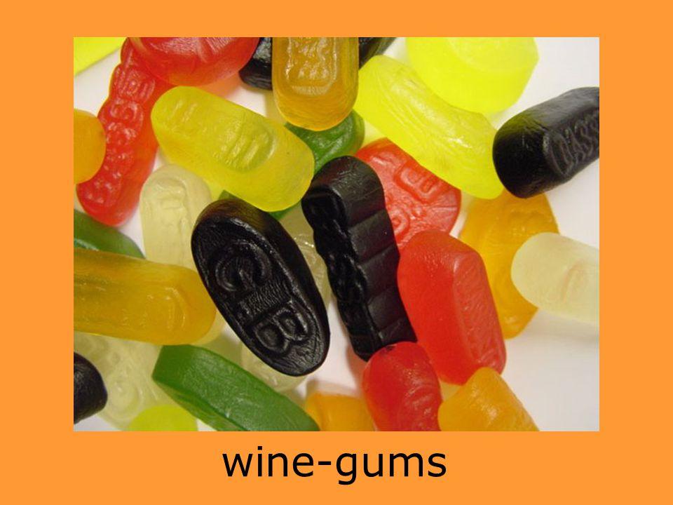 wine-gums