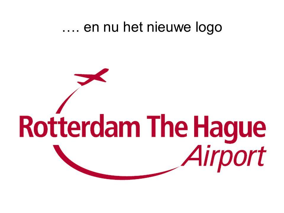 …. en nu het nieuwe logo