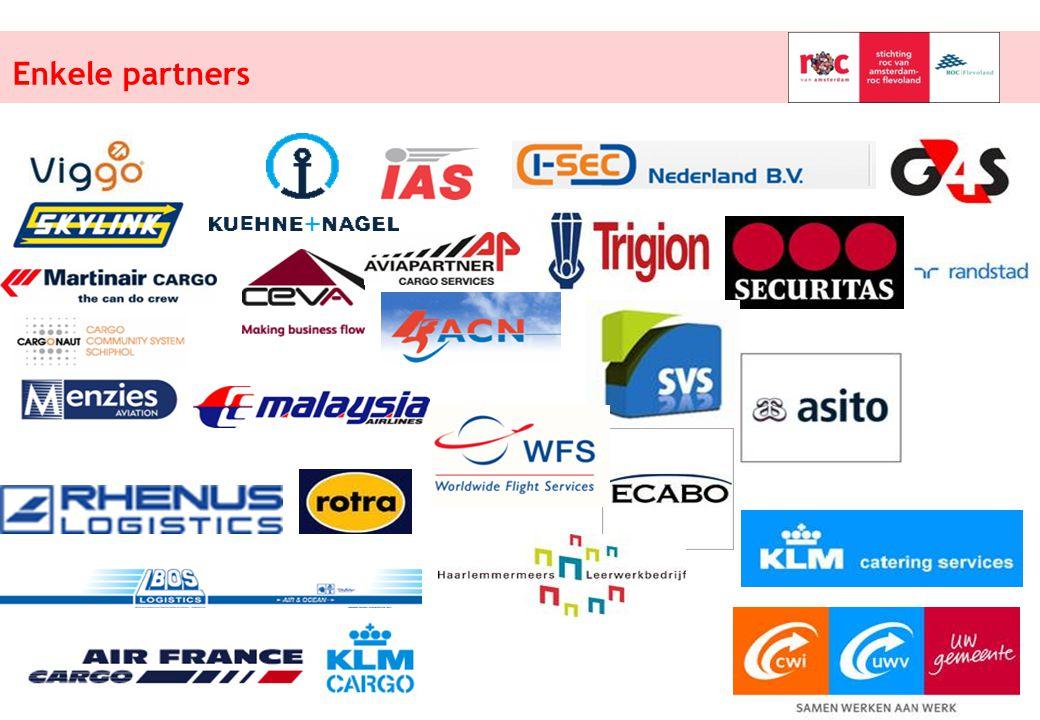 Enkele partners