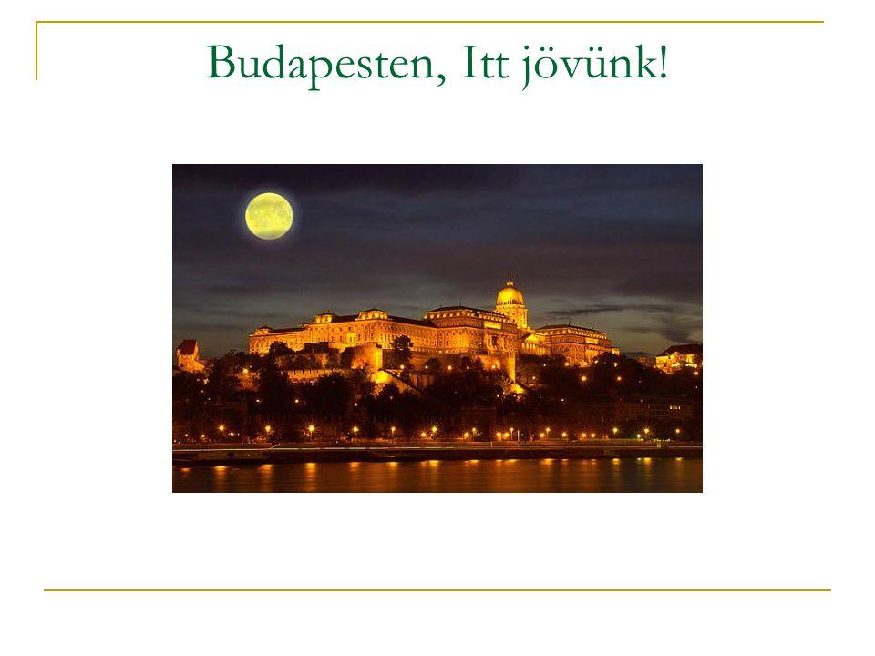 Jo este! Reizenweek naar Boedapest in Hongarije zon. 14 april t/m don.18 april