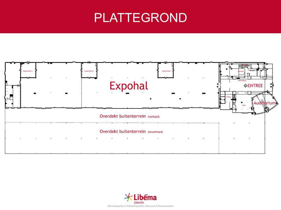 WAAROM EXPO HAARLEMMERMEER.Unieke glazen accommodatie van 9.000 m².