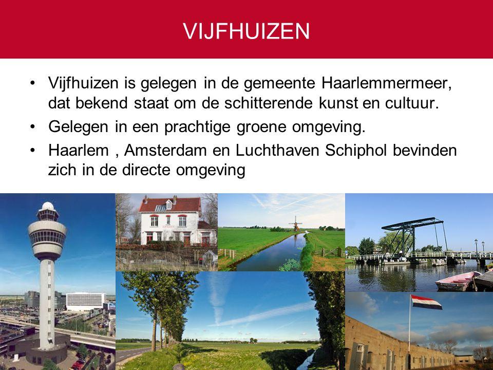 LIGGING Goede aansluiting via N201, A4 en A9, Vlieghaven Schiphol in de directe omgeving.
