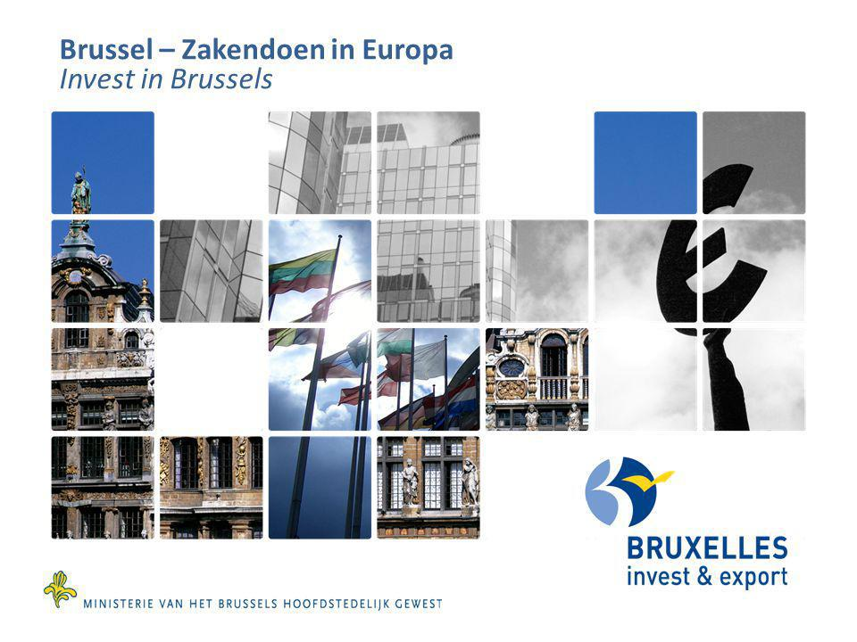 Brussel – Zakendoen in Europa Invest in Brussels