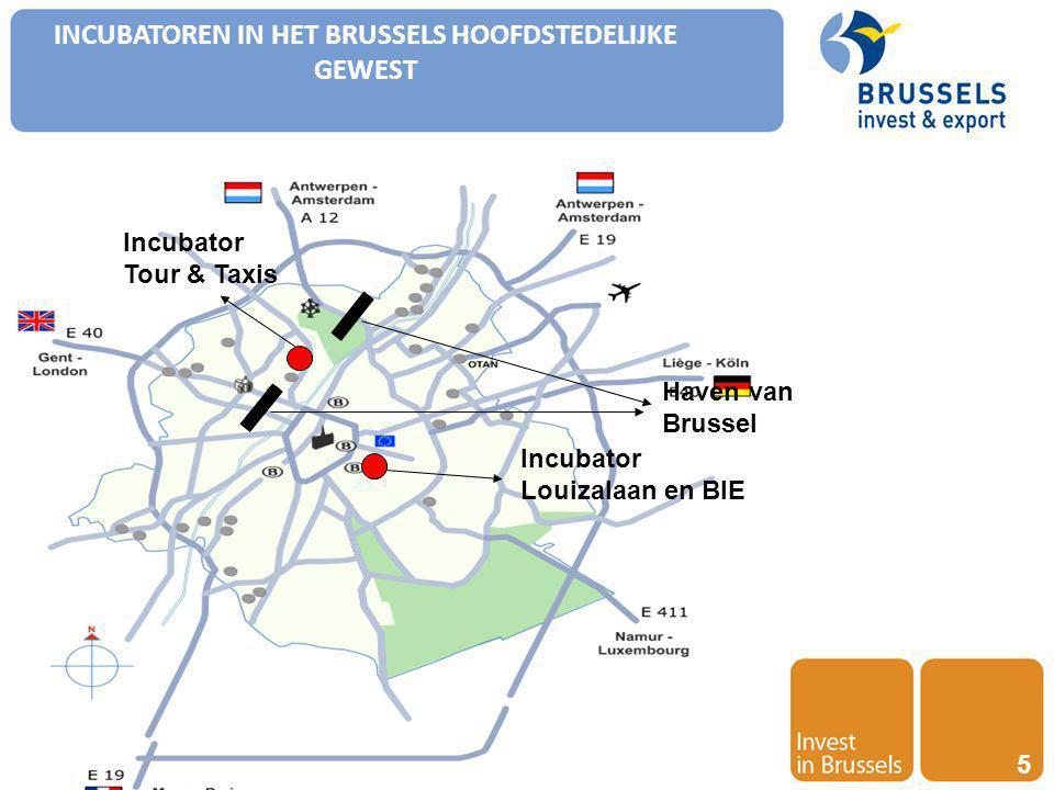 Invest in Brussels 16 KENNIS EN INNOVATIE CENTRUM EU Innovation Performance Bron: EU Commissie, DG Enterprise, 2013 Rangschikking van de EU lidstaten op het gebied van Innovatie