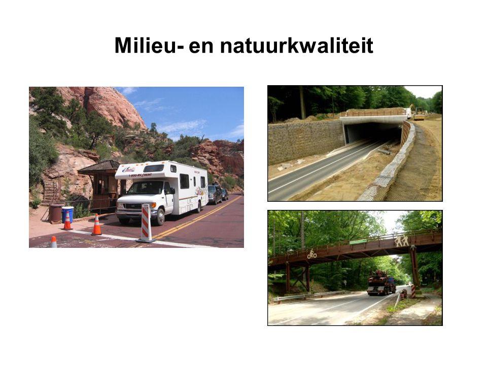Milieu- en natuurkwaliteit