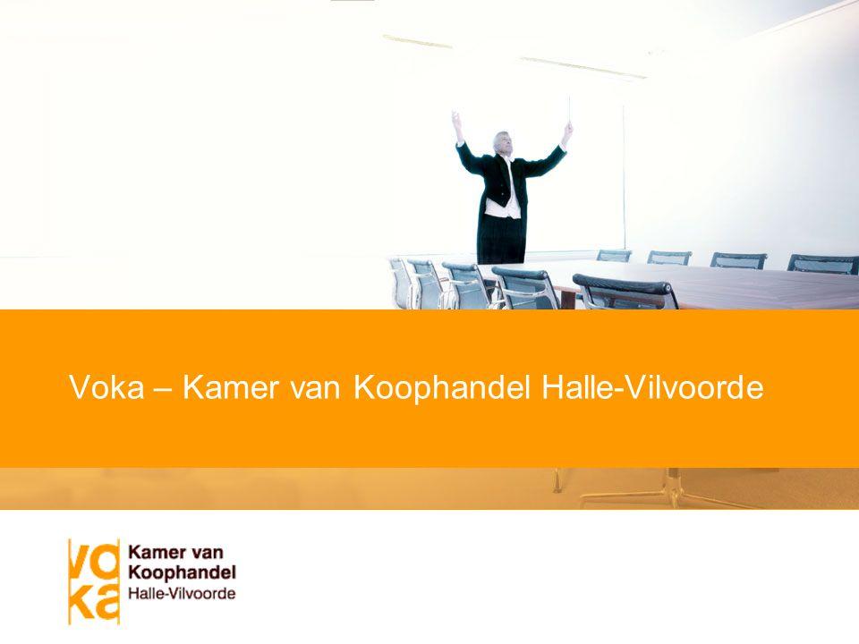 Voka – Kamer van Koophandel Halle-Vilvoorde