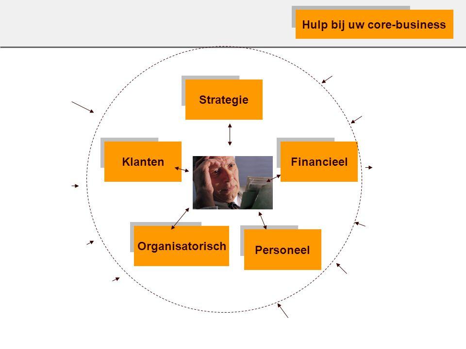 Voka titel 14 Klanten Organisatorisch Strategie Personeel Financieel Hulp bij uw core-business