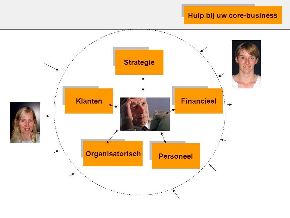 Voka titel 29 Klanten Organisatorisch Strategie Personeel Financieel Hulp bij uw core-business