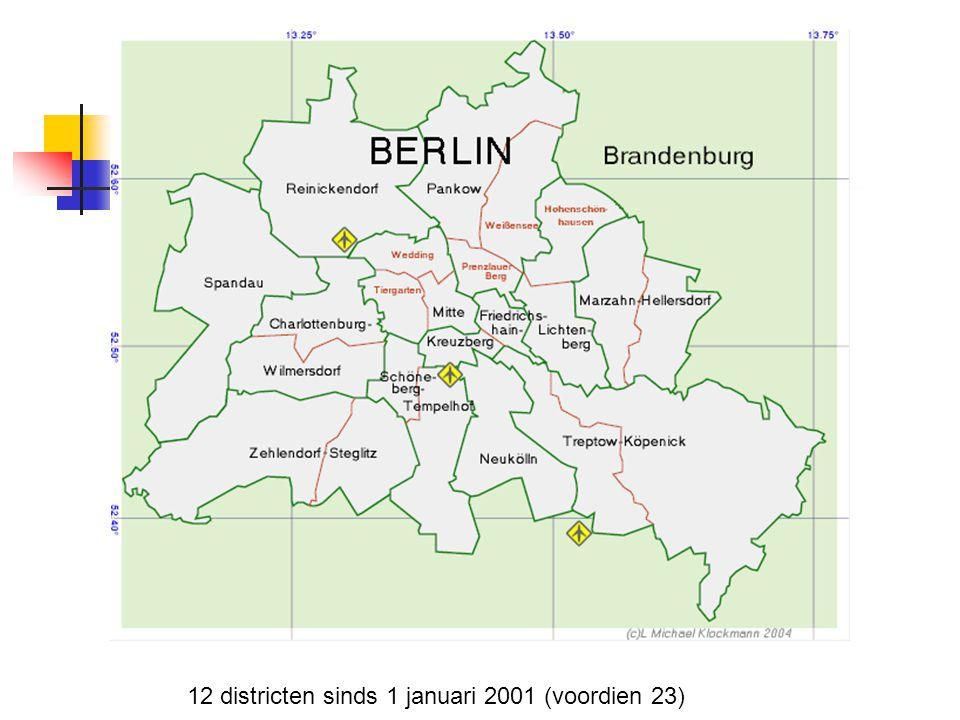 Zicht op Berlijn