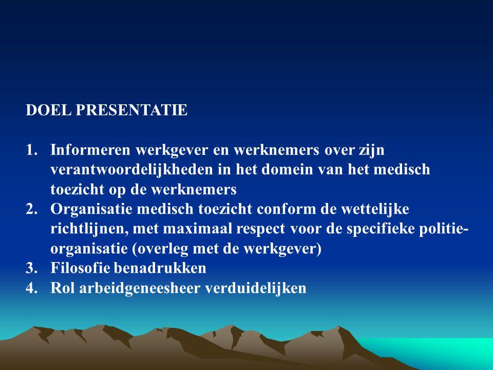 Koninklijk Besluit betreffende het gezondheidstoezicht op de werknemers 28 mei 2003 BS 16 juni 2003
