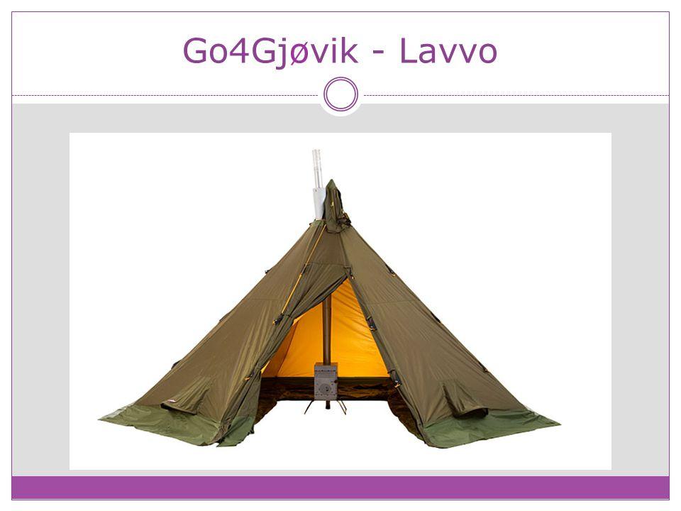 Go4Gjøvik - Lavvo