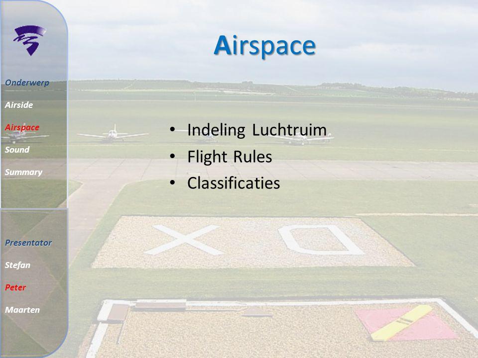 O Onderwerp Airside Airspace Sound Summary Presentator Stefan Peter Maarten PSM runway 23. Cleared for take-off