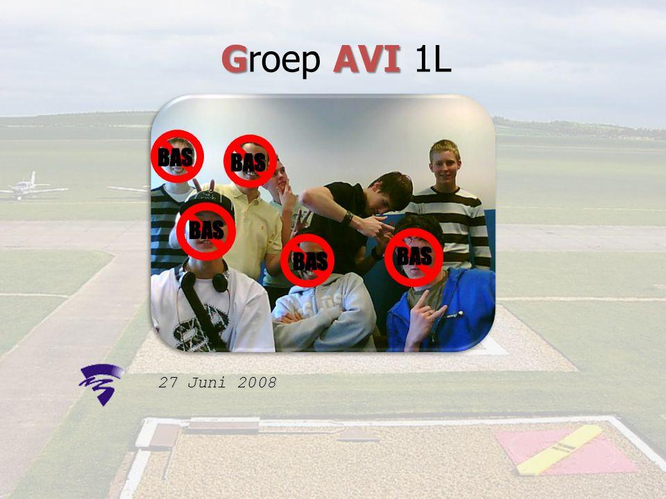 Airport Operations P rojectgroepAVI 1L 27 Juni 2008
