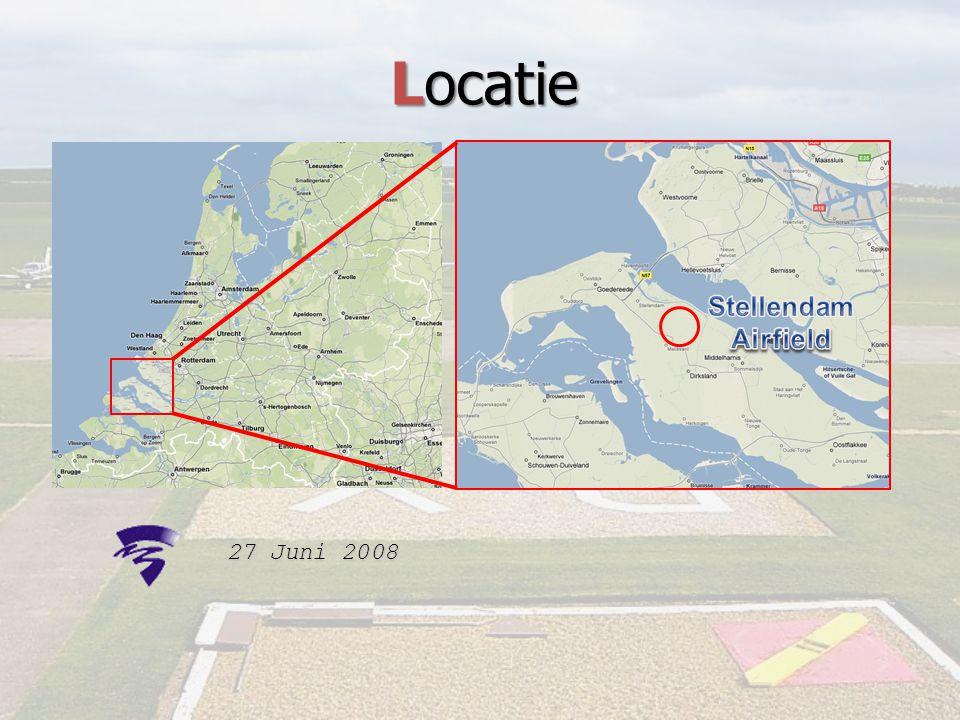 Opdrachtformulering 27 Juni 2008 Luchthaven Rotterdam wil af van de GA. Het nieuwe terrein moet deze groep dezelfde mogelijkheden bieden, als waaraan