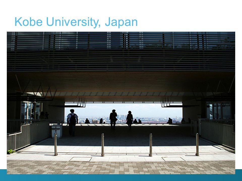 Kobe University, Japan
