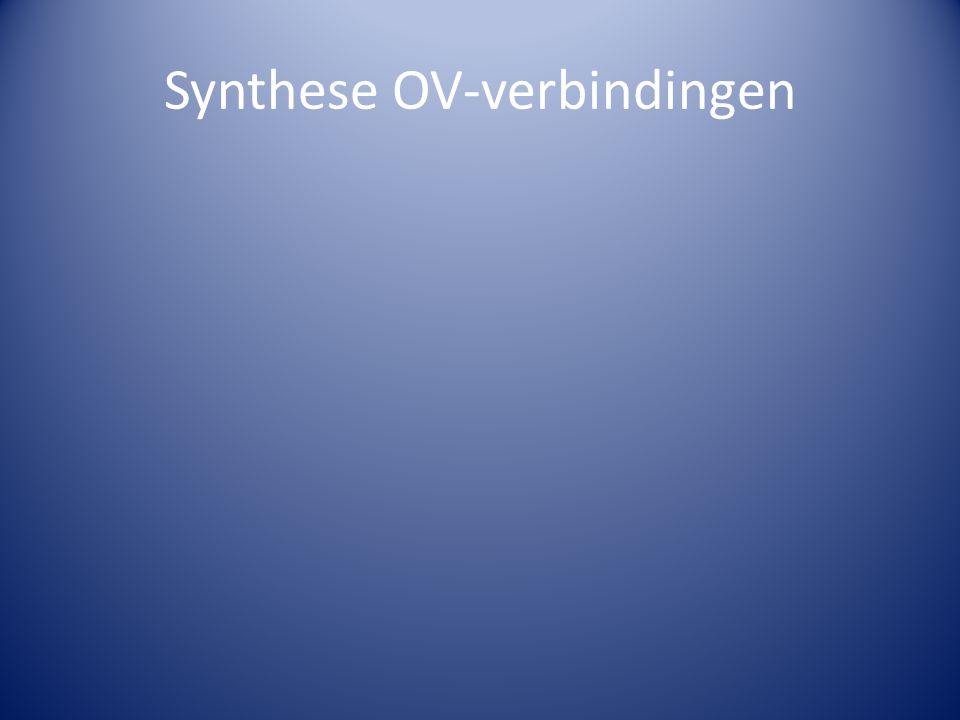 Synthese OV-verbindingen