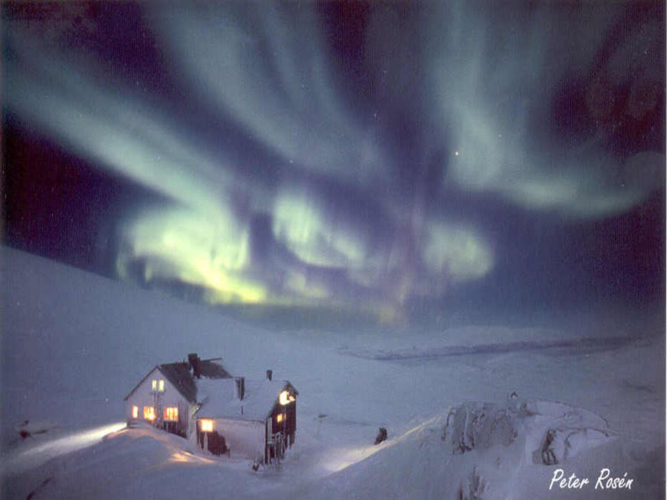 Het poollicht is een lichtverschijnsel in de aard-atmosfeer dat bij duisternis kan worden waargenomen. Men ziet het vooral op hoge geografische breedt