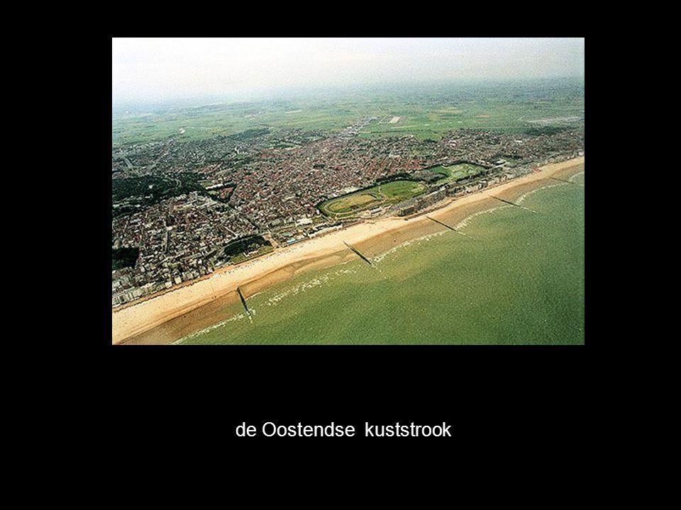 de Oostendse kuststrook