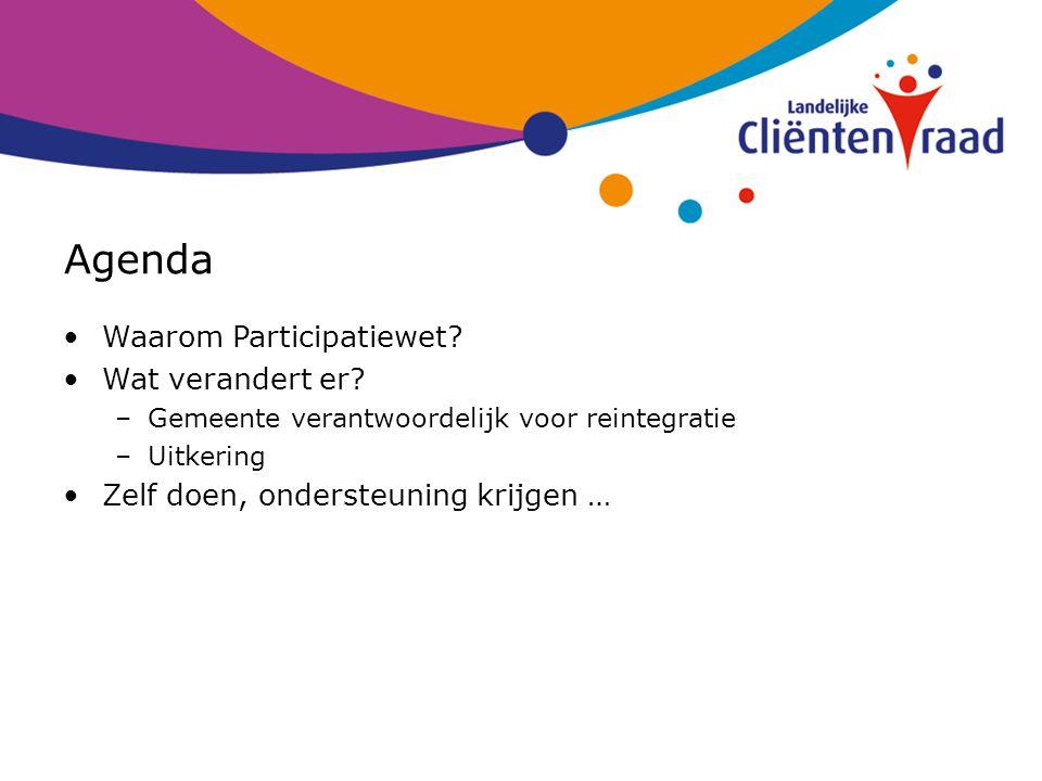 De LCR Cliëntenraad van minister SZW Wettelijk overlegorgaan 18 leden, waaronder LPGGz Volg ons via @ttendering (www.landelijkeclientenraad.nl)