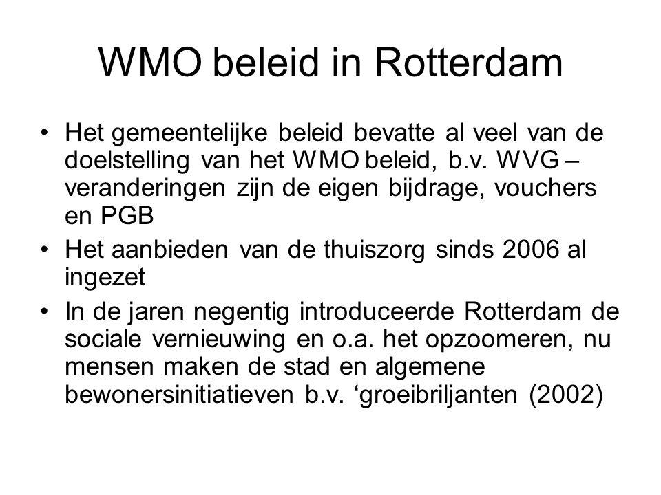 Integraal werken.Professionals en vrijwilligers achter een WMO loket.