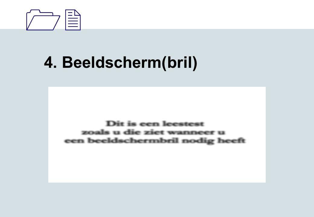 11 4. Beeldscherm(bril)