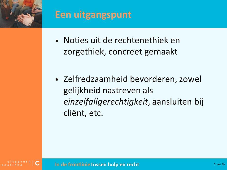 In de frontlinie tussen hulp en recht 38 van 39 Preventie in SJD-praktijk Fraude Vroegtijdige hulpverlening Veelplegersproject Loverboysproject Eindhoven Over muren heen werken!