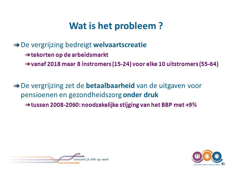 Wat is het probleem .