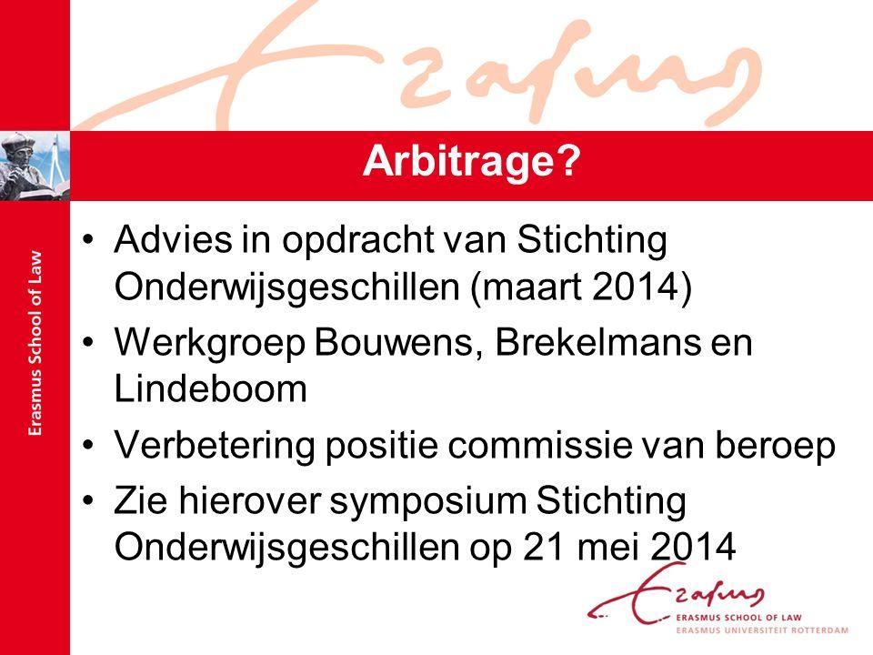 Arbitrage.